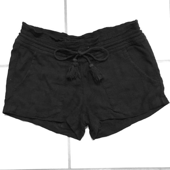 Roxy Pants - Roxy pull-on shorts